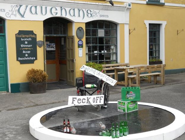 Father Ted Pub – Vaughan's Pub